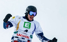 2017 ERCİYES SNOWBOARD DÜNYA KUPASI'NIN FAVORİ İSİMLERİ SOBOLEV VE LEDECKA