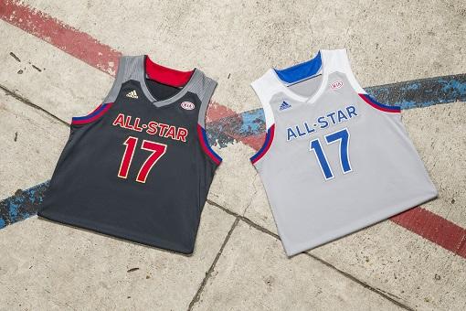 66. NBA All-Star Formaları Görücüye Çıktı
