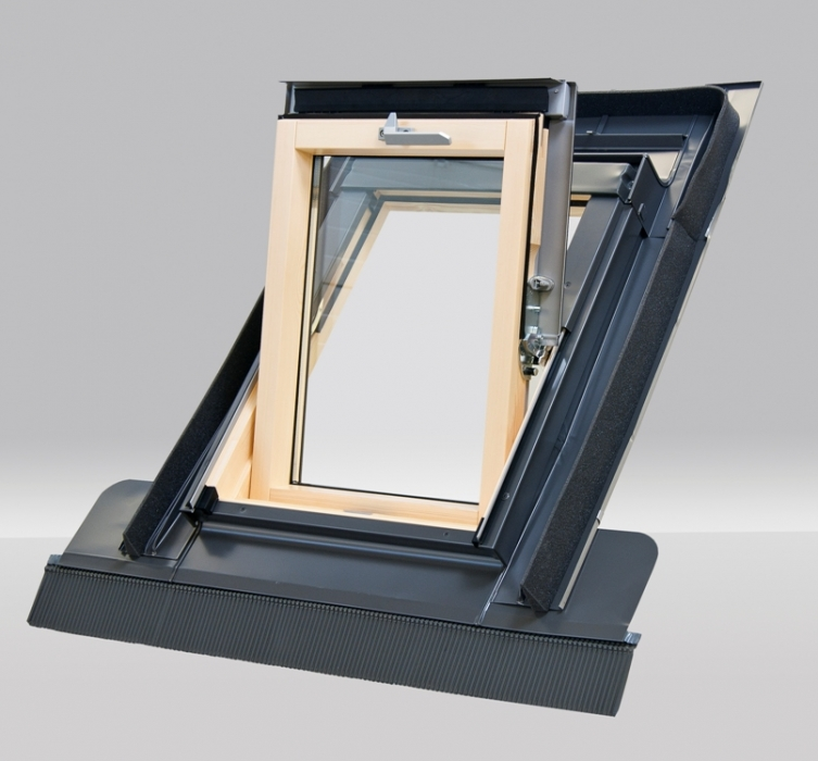 Ahşap Çatı Pencereleri