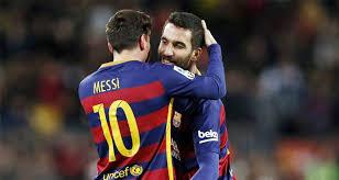 Arda Yok ,Messi  Var Barcelona Şahlandı 4-0