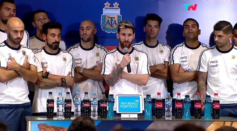 Arjantinli Oyuncular Uyuşturucusu Bağımlısı mı ?