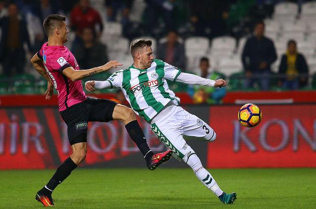 Atiker Konyaspor - Kasımpaşa: 2-1