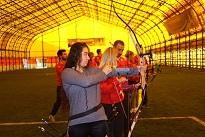 Başakşehir'de ücretsiz  okçuluk eğitimi