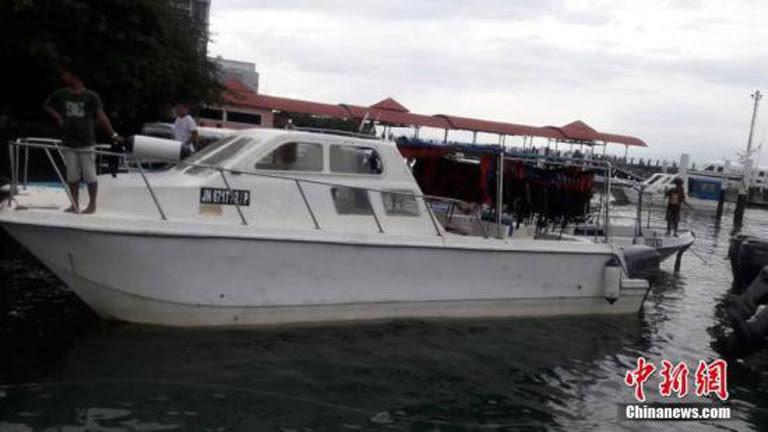 Batan teknedeki 25 Çinli kurtarıldı