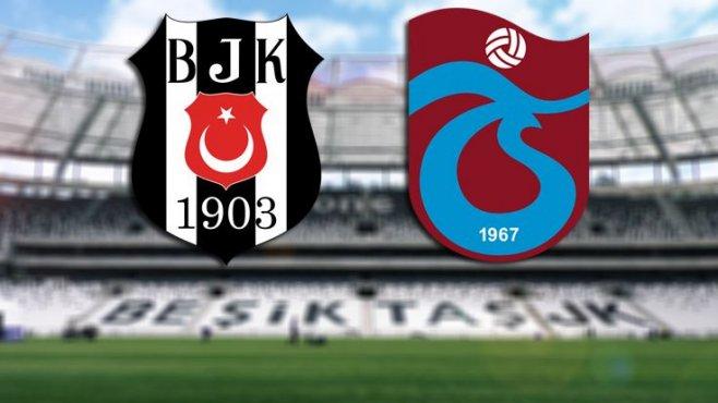Beşiktaş 2 - 1 Trabzonspor Maç Sonucu (GENİŞ ÖZET)