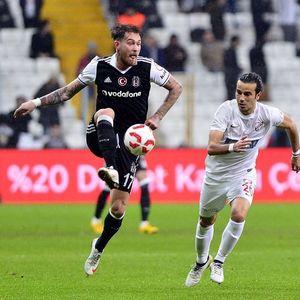 Beşiktaş: 2 - Boluspor: 0 | MAÇ SONUCU