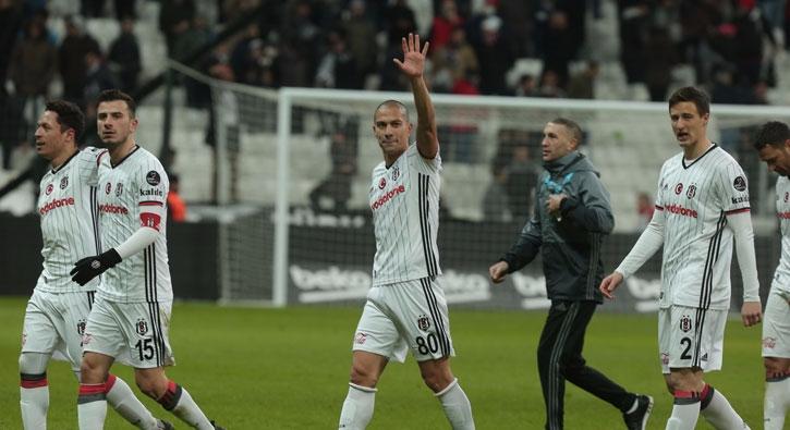 Beşiktaş 5-1 Konyaspor golleri