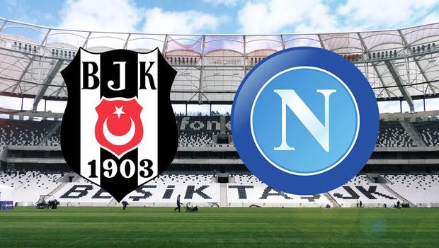 Beşiktaş Napoli maçı hangi kanalda