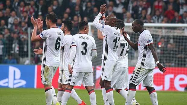 Beşiktaş Tarih Yazdı 3-0'DAN 3-3 DÖNÜŞ .TARİH BUNU DA YAZDI