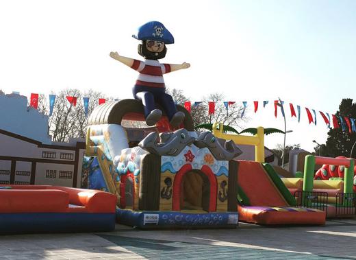 Eğlenceniz Şişme Oyun Parkı ile Daha Zevkli Olsun