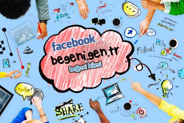 Facebook Beğeni Hilesi 2016