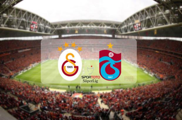 Galatasaray 0 - 1 Trabzonspor Maç Sonucu (GENİŞ ÖZET)