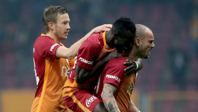 Galatasaray: 3 - Bursaspor: 1 | MAÇ SONUCU | Detaylı maç özeti