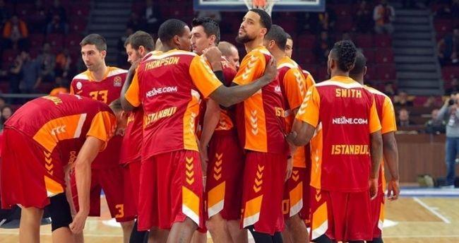 Galatasaray OB Zalgiris basketbol maçını izle