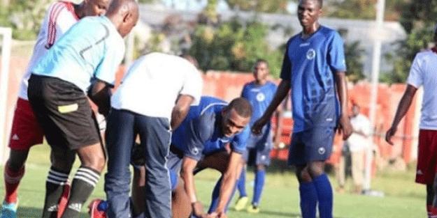 Gol Attı ,Kalp Krizi Geçirip Hayatını Kaybetti