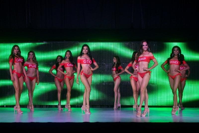 Güzellik yarışmasında corona skandalı