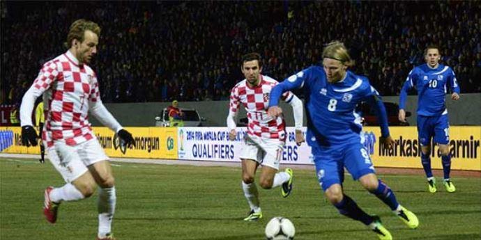 Hırvatistan -İzlanda Maçını Takip Et,İzle...Maç Skoru