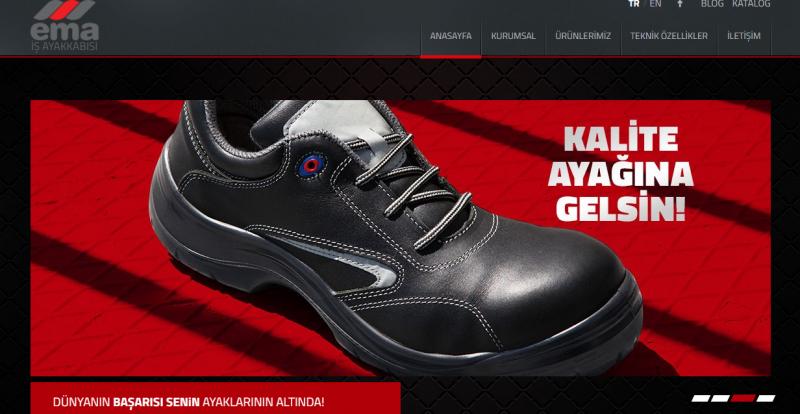 Kışlık İş Ayakkabısı İçin İlk Akla elen Firma Ema Ayakkabı