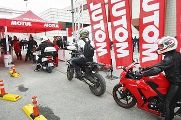 MOTUL, MOTOSİKLET SEVERLERLE MOTOBIKE ISTANBUL'DA BULUŞACAK