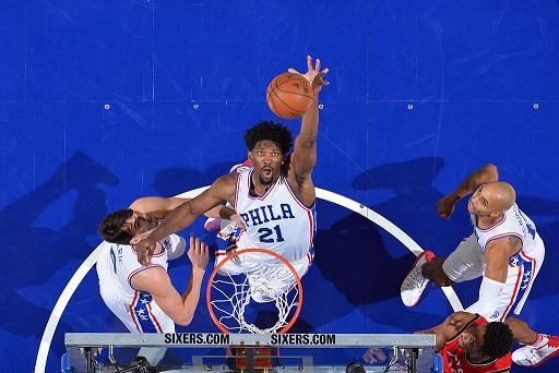 NBA'DE HAFTANIN OYUNCULARI EMBIID VE LEONARD