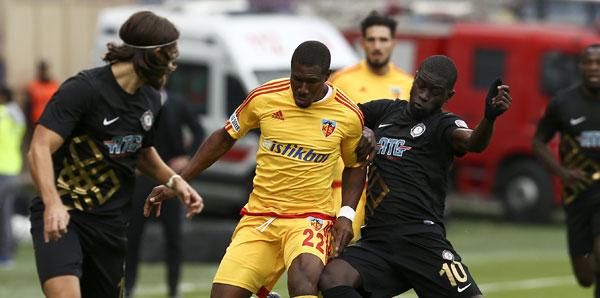 Osmanlıspor 1-1 Kayserispor Maç Sonucu (Geniş Özet)