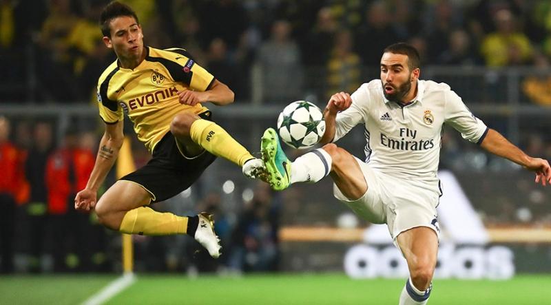 Real Madrid- Borussıa Dortmund Maçı İzle,Şifresiz İzle,Canlı İzle,İdman tv izle