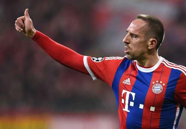 Ribery: Grizman Futbolcu Filan Değil