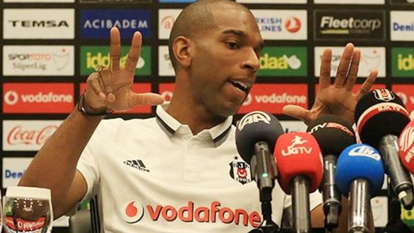 Ryan Babel Beşiktaş çok büyük bir kulüp