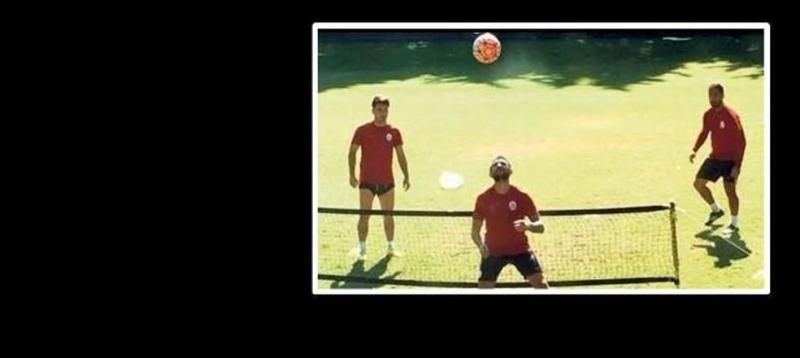 Sadece Ayak Tenisi Oynuyorlar ve 5 Milyon Kazanıyorlar