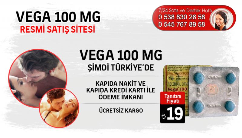 Vega 100 mg nasıl kullanılır