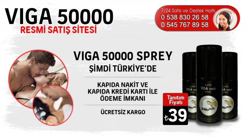 Viga Sprey sipariş hattı