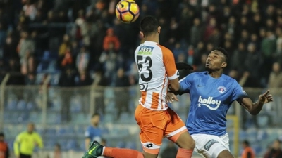 Adanaspor-Kasımpaşa maç sonucu: 2-0