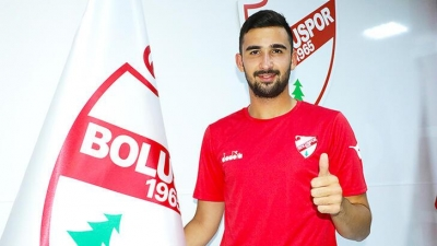 Boluspor, Galatasaraylı Emin Bayram'ı açıkladı!