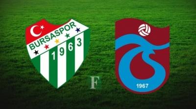 Bursaspor Trabzonspor maçını izle | Maç izleme linkleri