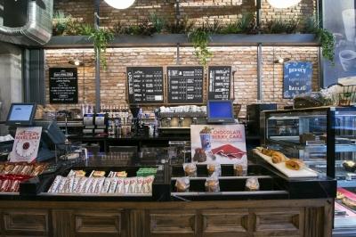 Caffè Nero 10. yılında yeni mağazalarla büyüyor