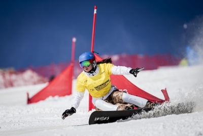 DÜNYANIN EN İYİ 104 SNOWBOARD SPORCUSU ŞAMPİYONLUK İÇİN BİR KEZ DAHA ERCİYES'TE YARIŞTI…