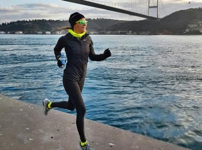 Ece Vahapoğlu Runatolia'da Nestlé Pure Life için koşacak