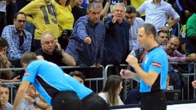 Fenerbahçe-Galatasaray Maçında Yine Gerilim!