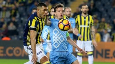 Fenerbahçe Osmanlı tokadından zor Kurtuldu