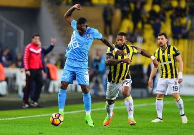 Fenerbahçe-Osmanlıspor   1-1   (CANLI )