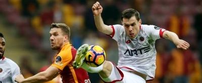 Galatasaray 3-2 Gençlerbirliği