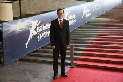 Gillette Milliyet Yılın Sporcusu Ödülleri Törenine Ünlü İsimler Damga Vurdu!