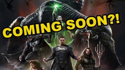 Justice League İçin Sevenlerine 4 Saatlik Versiyon Haberi