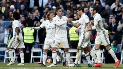Real Madrid-Leganes  3-0