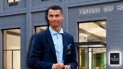 Ronaldo dördüncü otelini New York'ta açtı!