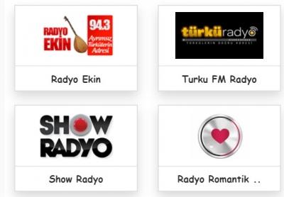 Sevilen Radyo Kanalları İleTanış!