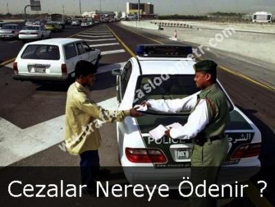 Trafik Cezası Ödeme ve Araç Vergi Sorgulama