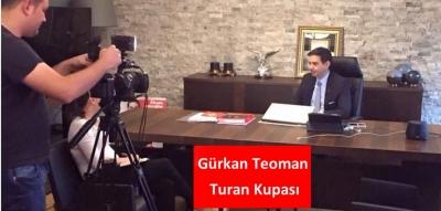Turan Kupası Başlıyor - Gürkan Teoman Kimdir?